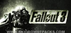 Fallout 3 Game Of The Year Edition Skidrow Repacks