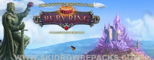 Forgotten Kingdoms The Ruby Ring Collectors Edition Cracked