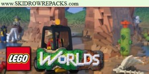 LEGO Worlds Early Access Incl Update 1