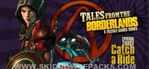Tales from the Borderlands Episode 3 Cracked CODEX