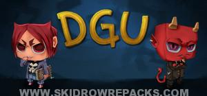 Death God University (DGU) Full Crack