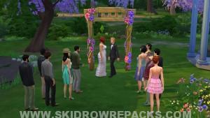 The Sims 4 v1.7.65.1020 SKIDROW