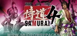 Way of the Samurai 4 Full Crack