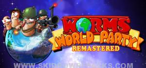 Worms World Party Remastered RIP Cracked