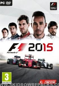 F1 2015 Full Crack CPY