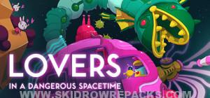 Lovers in a Dangerous Spacetime v1.1.3 Full Version