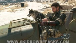 Metal Gear Solid V The Phantom Pain Full Crack