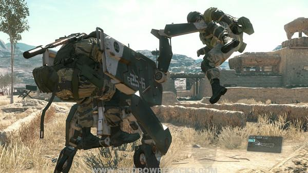 3dm crack metal gear solid v