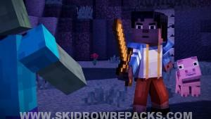 Download Minecraft Story Mode Episode 1