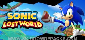 Sonic Lost World Full Version