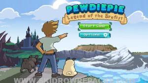 PewDiePie Legend of the Brofist Full Crack