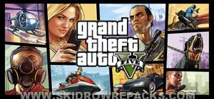 Grand Theft Auto V REPACK