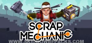 Scrap Mechanic Full Version