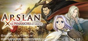 ARSLAN THE WARRIORS OF LEGEND Full Version