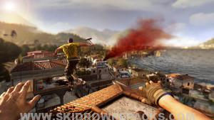 Game Dying Light The Following Enhanced Edition Full Version