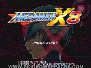 Mega Man X8 Full Version