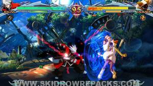 BlazBlue Chronophantasma Extend Full Version