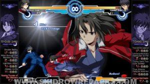 Melty Blood Actress Again Current Code Full Version