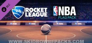 Rocket League NBA Flag Pack Full Version