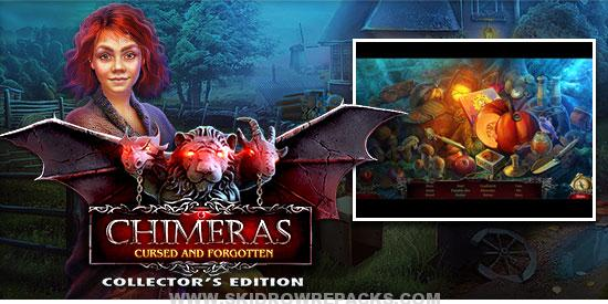 Chimeras 3 Cursed and Forgotten Collector's Edition Full Version