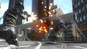 Download EARTH DEFENSE FORCE 4.1 The Shadow of New Despair