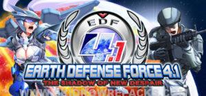 EARTH DEFENSE FORCE 4.1 The Shadow of New Despair Full Version