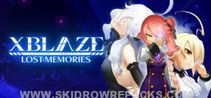 XBlaze Lost Memories Full Version