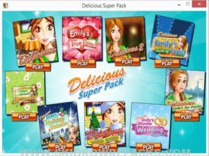 Delicious Super Pack Free Download