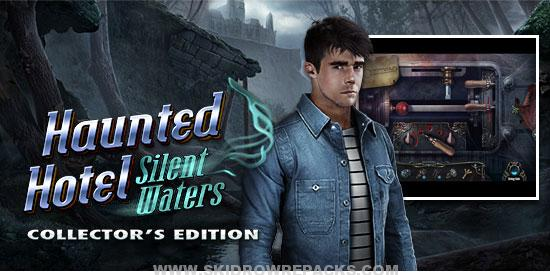 Haunted Hotel Silent Waters Collector's Edition Full Version