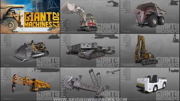 Giant Machines 2017 Full Version