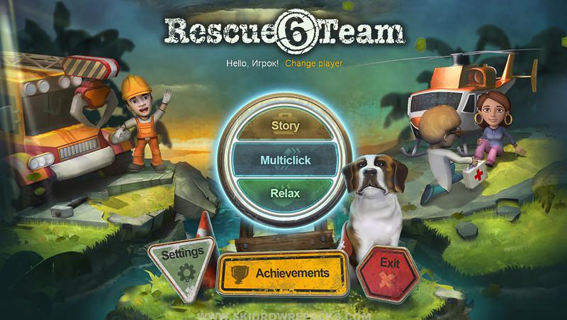 Rescue Team 6 Collectors Edition Full Version