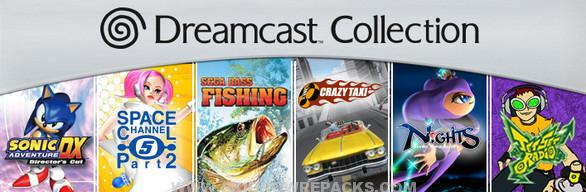 Dreamcast Collection Remastered Full Version