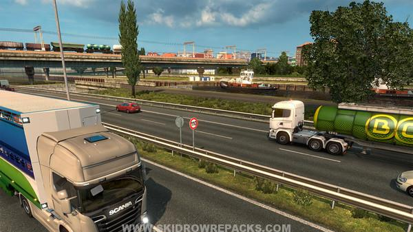Euro Truck Simulator 2 v1.26.2.0 Incl 47 DLC Full Version