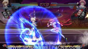Nitroplus Blasterz Heroines Infinite Duel Full Version
