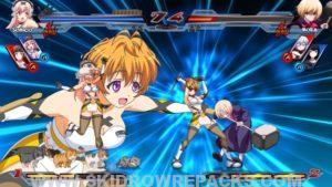 Nitroplus Blasterz Heroines Infinite Duel Free Download