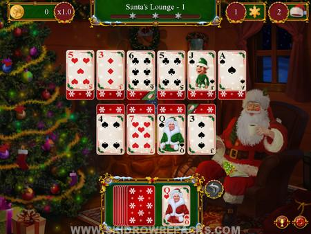 Santa's Christmas Solitaire Full Version