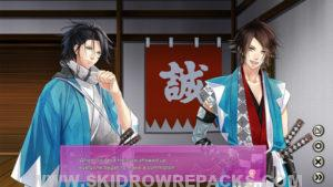 The Amazing Shinsengumi Heroes in Love Free Download