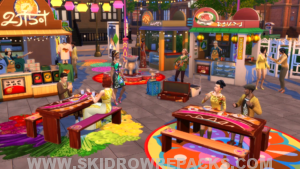 The Sims 4 City Living Full Game