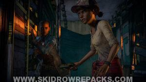 The Walking Dead A New Frontier Episode 1 and 2 Free Download
