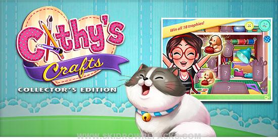 Cathy's Crafts Collectors Edition Full Version