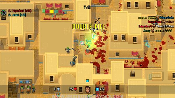 Free download Serious Sam's Bogus Detour