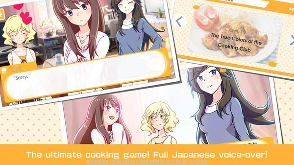 Gochi-Show! -How To Learn Japanese Cooking Game- Full Version