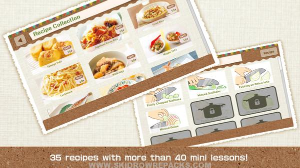 Gochi-Show! for Girls -How To Learn Japanese Cooking Game- Free Download