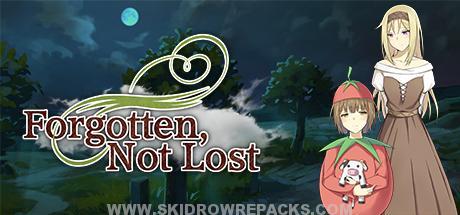 Forgotten, Not Lost - A Kinetic Novel Full Version