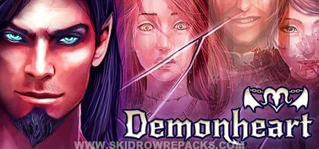 Demonheart Chapter 1-3 Full Version