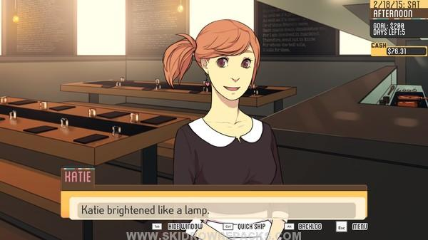 Katie From The Kitchen Dating Simulator Download