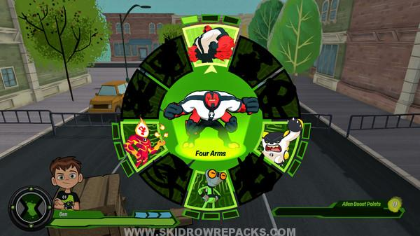 Ben 10 Free Download | SKIDROW Repacks