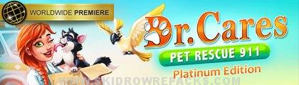 Dr. Cares - Pet Rescue 911 Platinum Edition Free Download