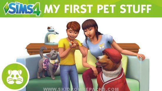 The Sims 4 My First Pet Stuff Free Download