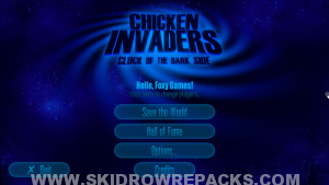 Chicken Invaders 5 Cluck of the Dark Side Full Crack